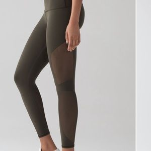 Lululemon revels 7/8 tight